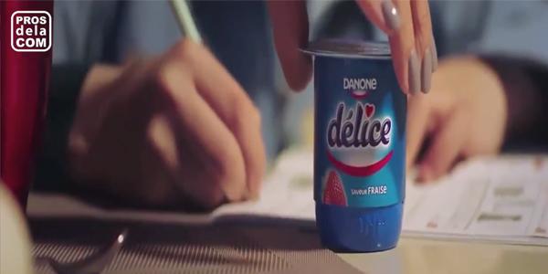 Campagne Danone - Février 2018