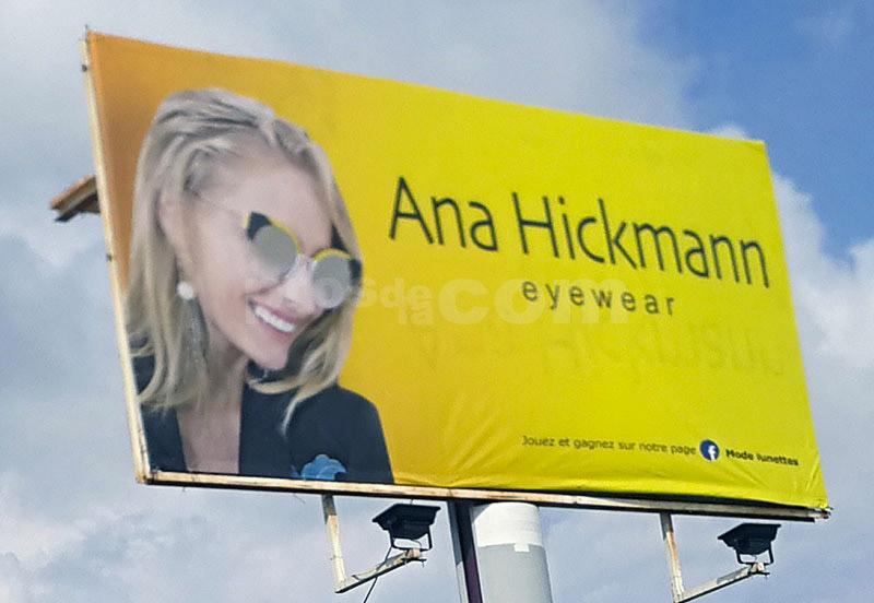 Campagne Ana Hickmann- Août 2018
