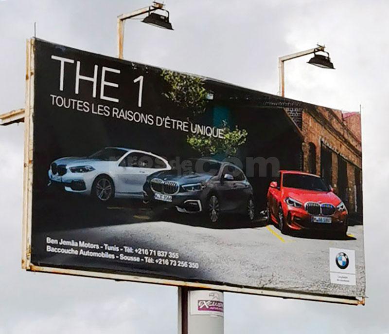 Campagne BMW - Février  2020