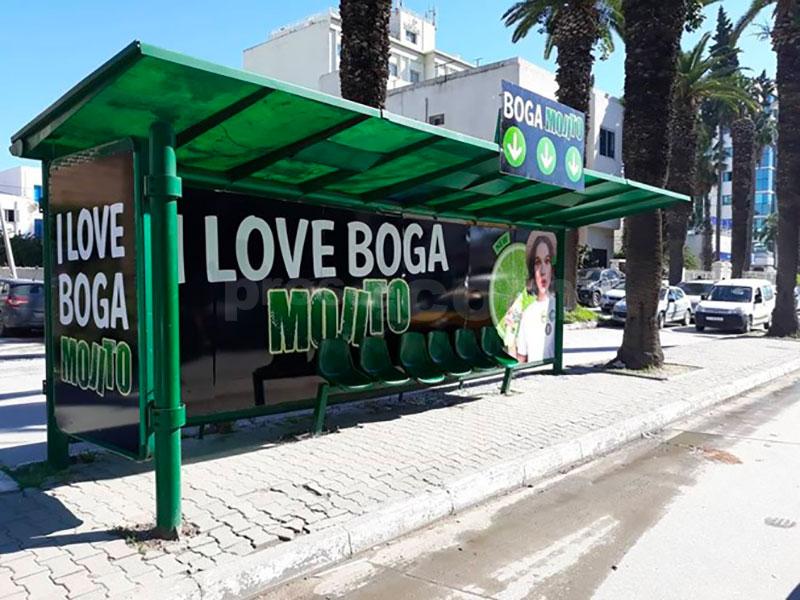 Campagne Boga Mojito : Novembre 2018