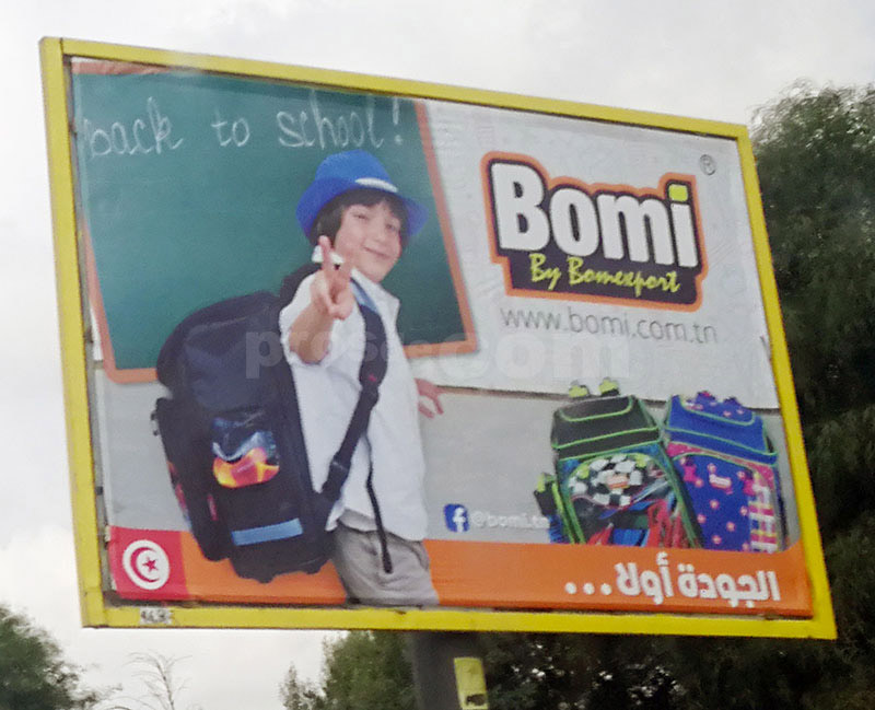 Campagne Bomi-Août 2018