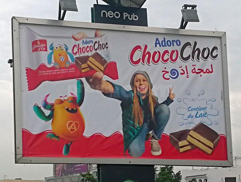 Campagne ChocoChoc Décembre 2018