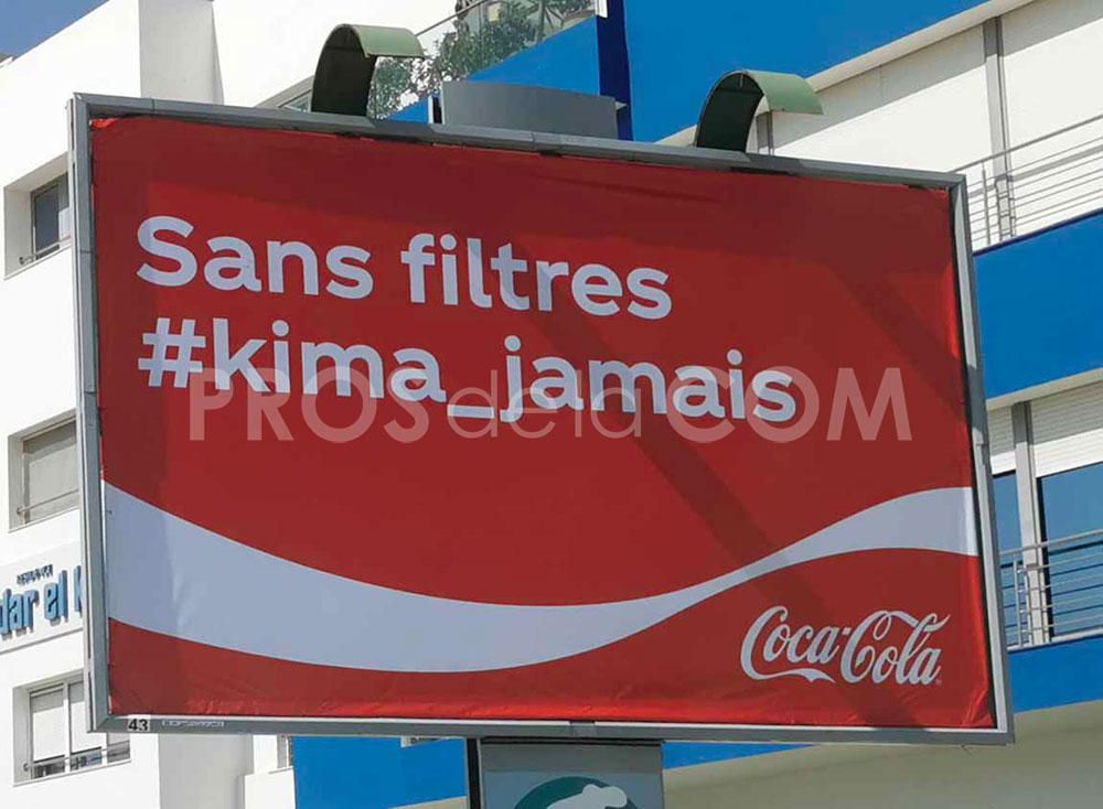 Campagne CocaCola - Octobre 2020