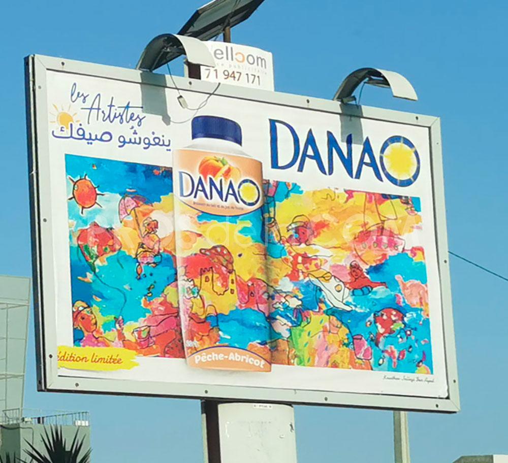 Campagne Danao - Juillet 2021