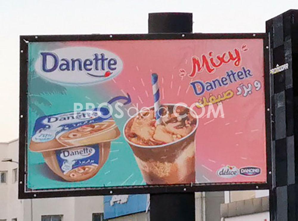 Campagne Danette - Juillet 2020