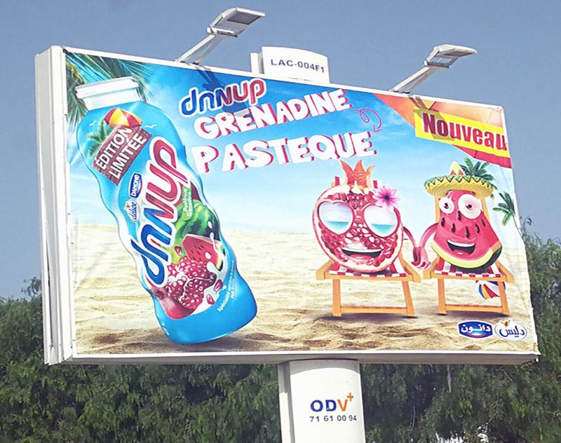 Campagne Danup- Juillet 2018