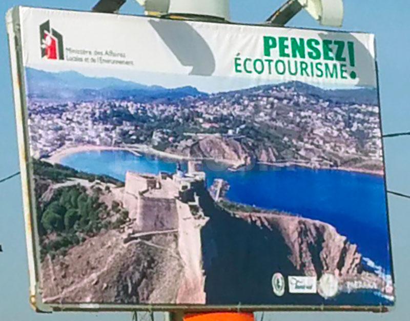 Campagne écotourisme Octobre 2018