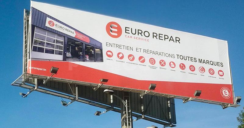 Campagne EURO REPAR Décembre 2018