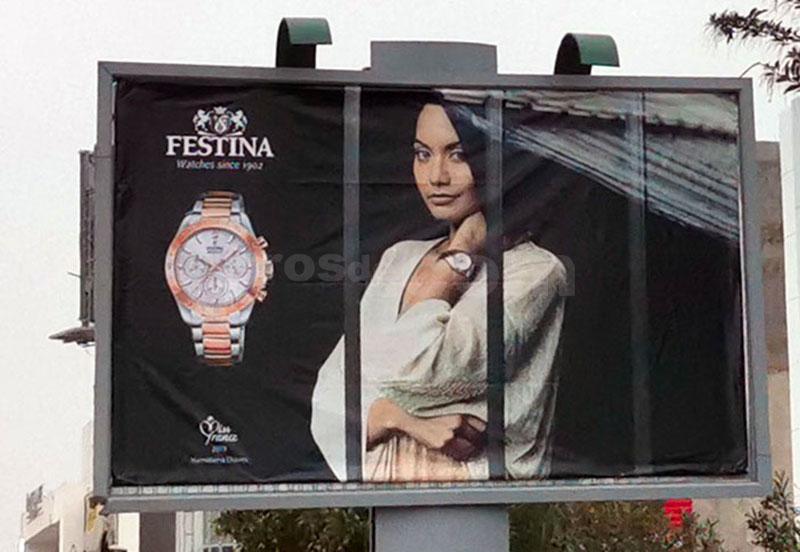 Campagne Festina - Décembre 2019