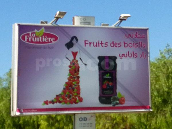 Campagne La Fruitière : Octobre 2017