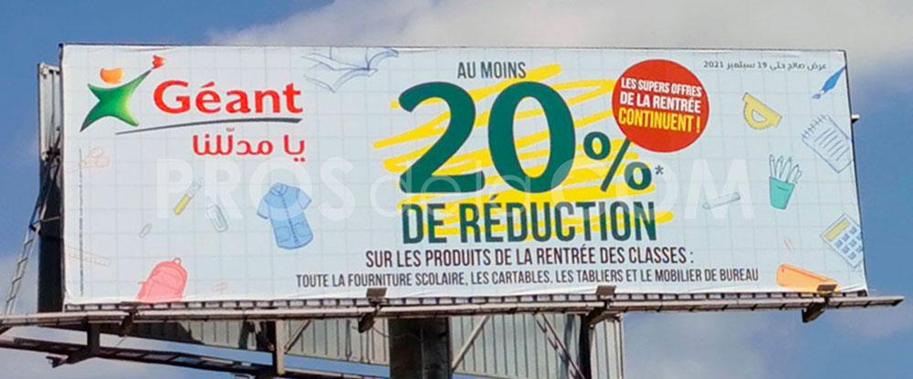 Campagne Géant - Septembre 2021