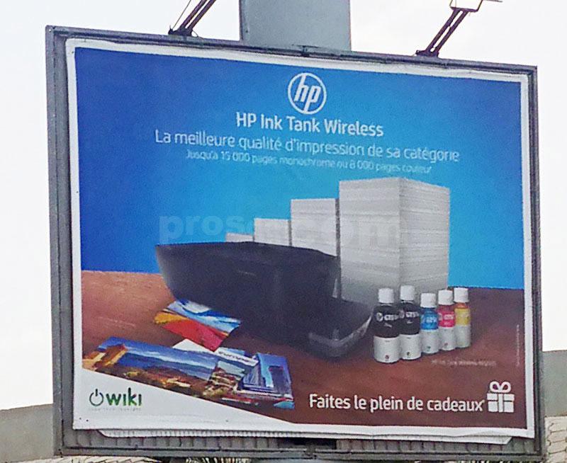 Campagne HP- Août 2018