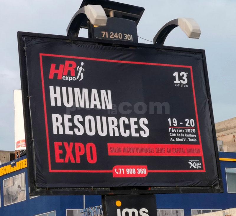 Campagne HR Expo - Décembre 2019