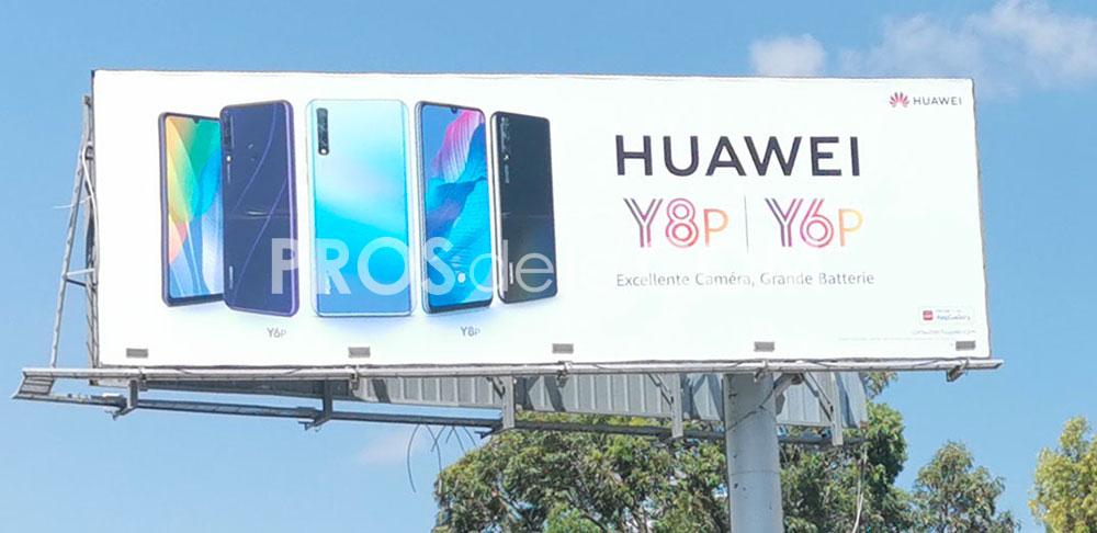 Campagne Huawei - Juillet 2020