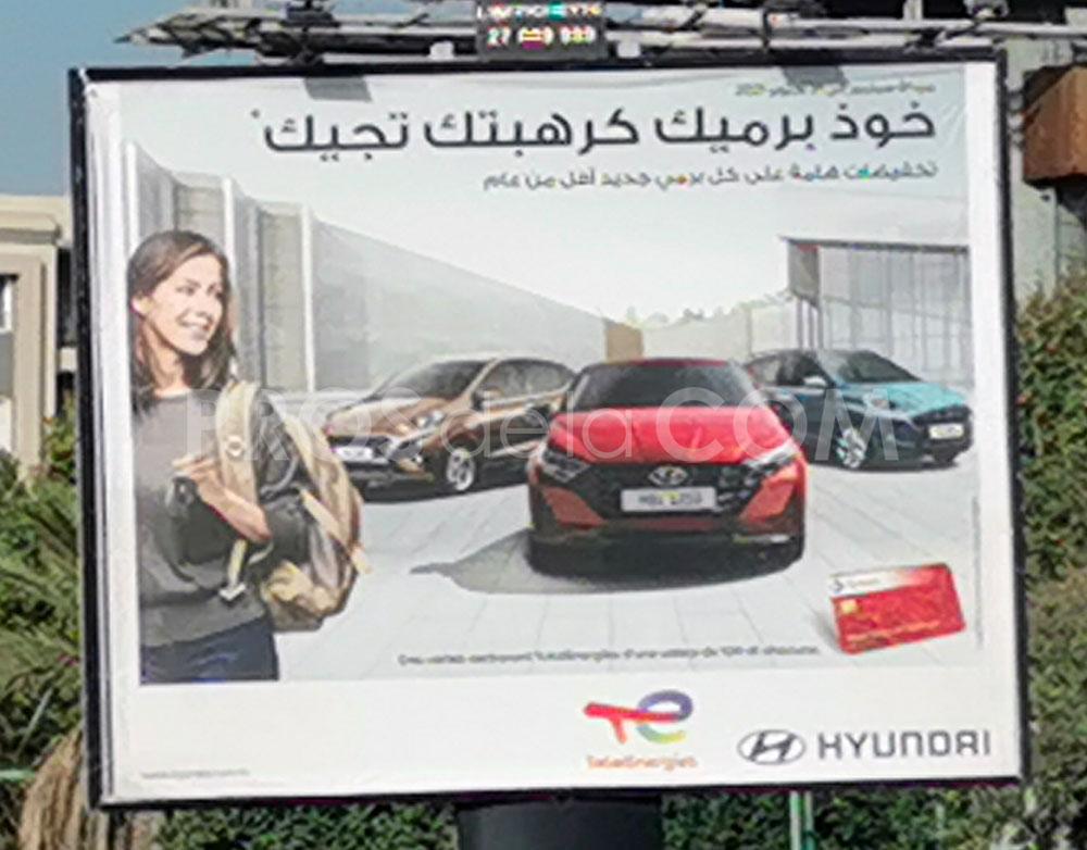 Campagne Hyundai - Septembre 2021