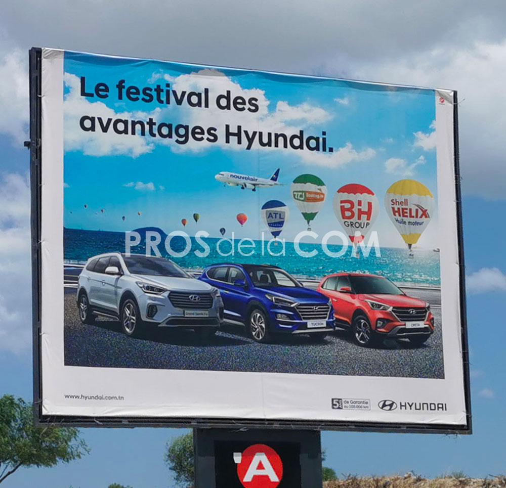 Campagne Hyundai - Juillet 2020