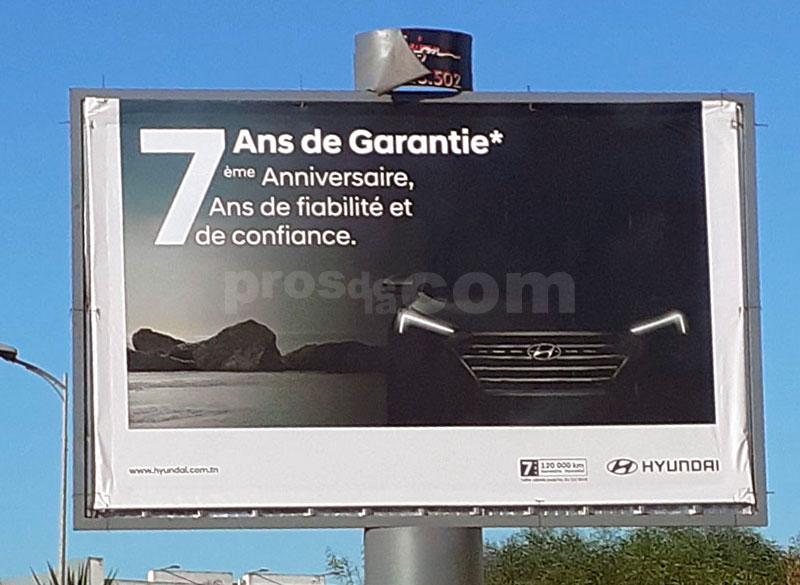 Campagne Hyundai - Novembre 2019