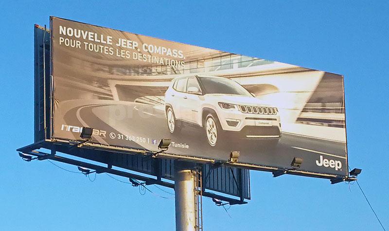 Campagne Jeep - Février 2019