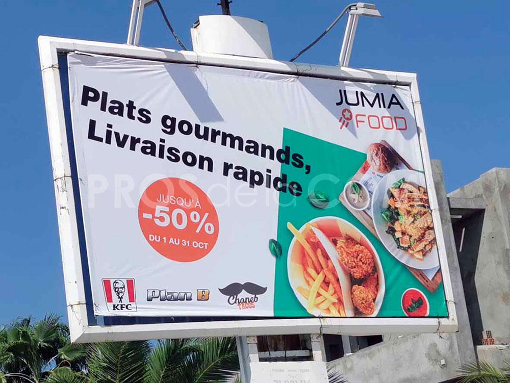 Campagne Jumia - Octobre 2020
