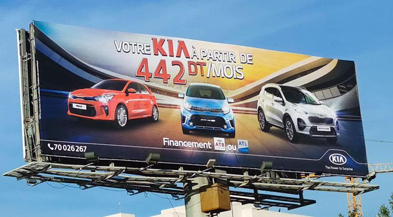 Campagne KIA- Février 2020