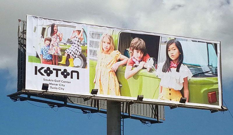 Campagne Koton - Mai 2019