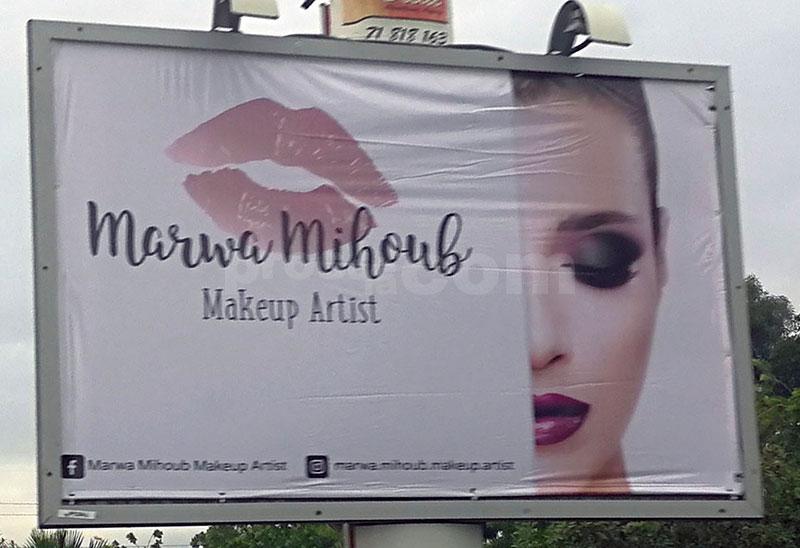 Campagne Makeup Artist Octobre 2018
