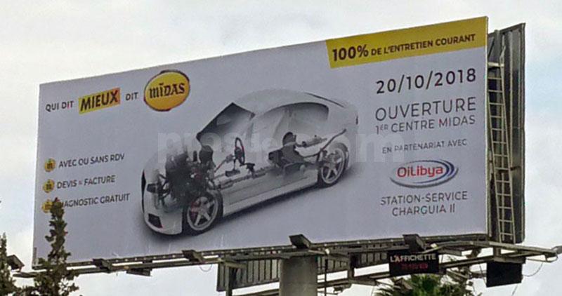 Campagne MIDAS Octobre 2018