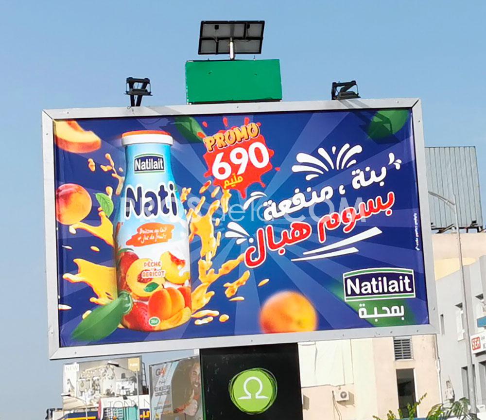 Campagne Natilait - Septembre 2020