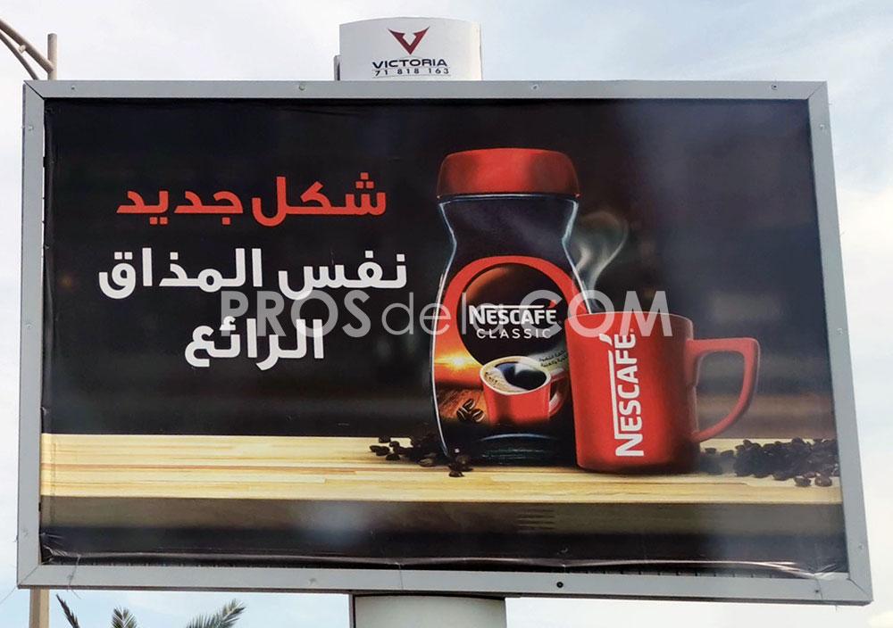 Campagne Nescafé - Avril 2021