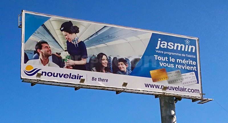 Campagne Nouvelair - Avril 2019