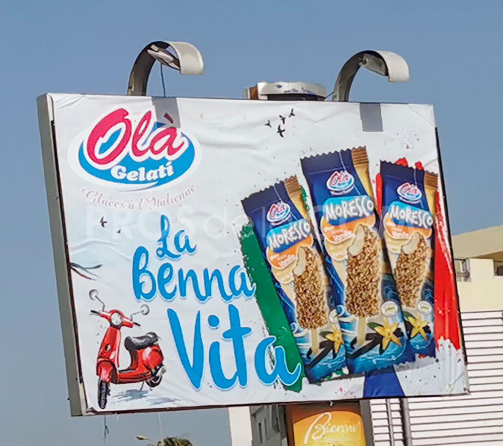 Campagne Olà - Juillet 2021