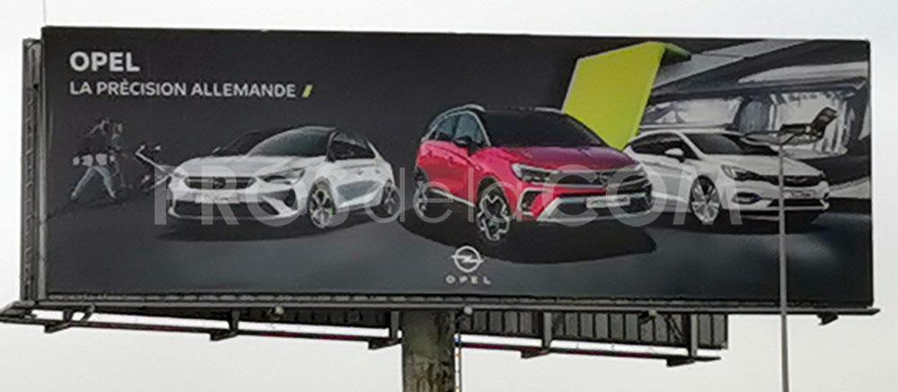 Campagne Opel - Juin  2021