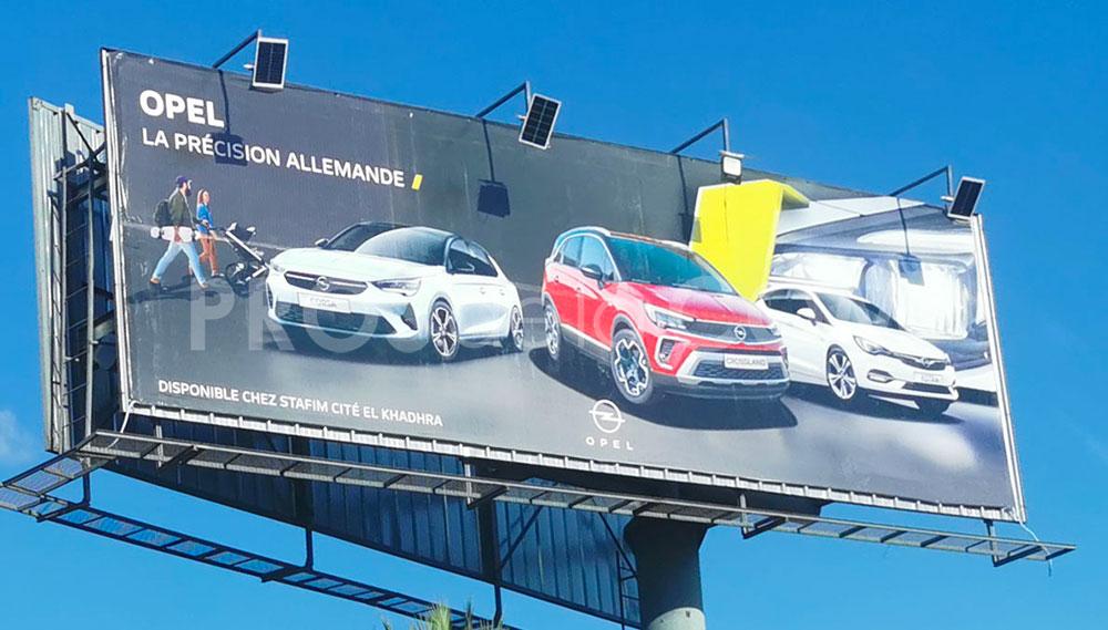 Campagne Opel - Juillet 2021