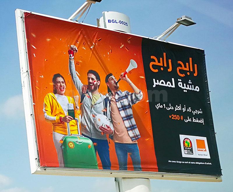 Campagne Orange - Avril 2019