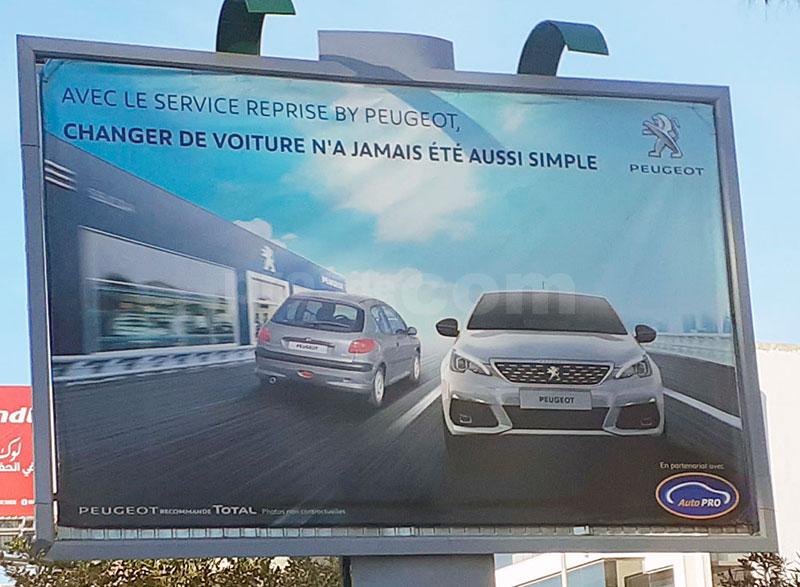 Campagne Peugeot - Novembre 2019