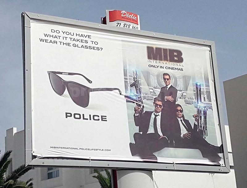 Campagne Police - Juin 2019