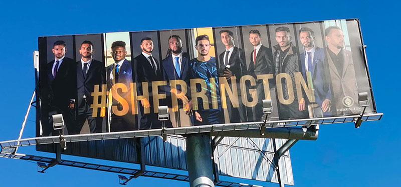 Campagne Sherrington - Janvier 2020