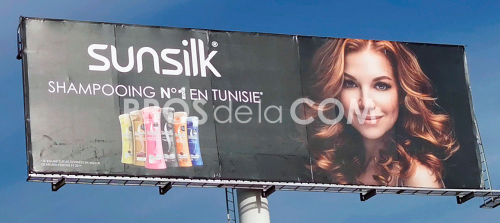 Campagne Sunsilk - Septembre 2020