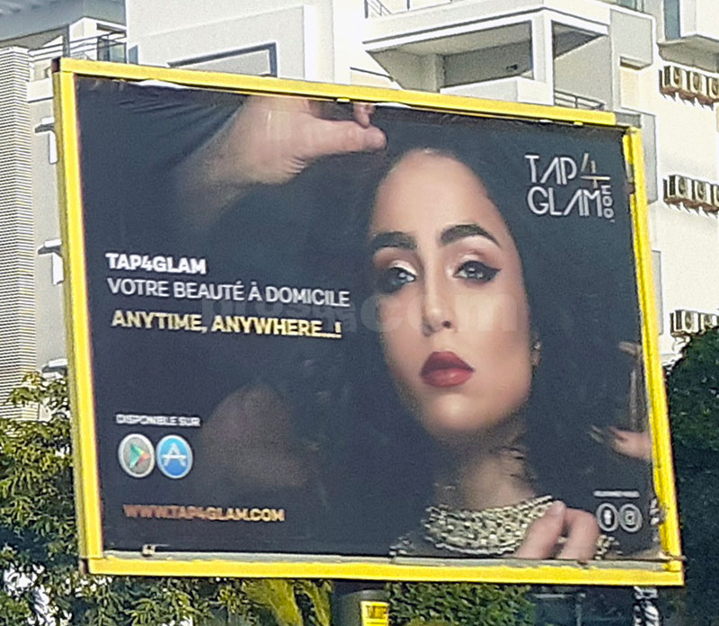 Campagne Tap4Glam -Octobre 2019