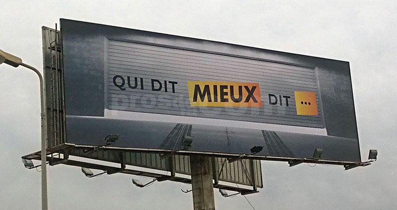 Campagne Teasing Midas Octobre 2018