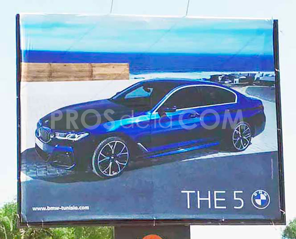 Campagne The 5 BMW  - Octobre 2020