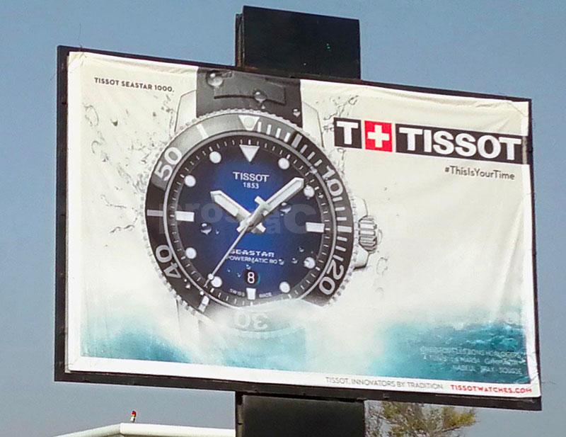 Campagne Tissot - Juillet 2019