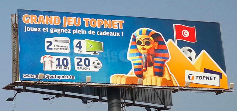 Campagne Topnet - Juillet 2019