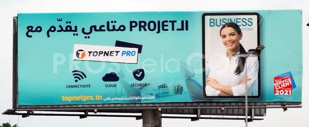 Campagne Topnet - Septembre 2021