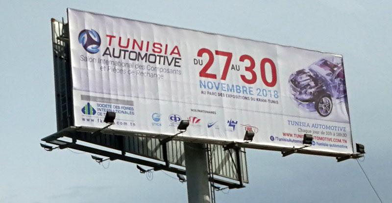 Campagne Tunisia Automotive Novembre 2018