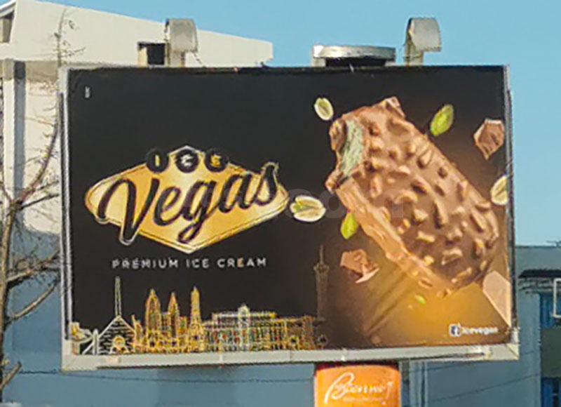 Campagne Vegas - Janvier 2020