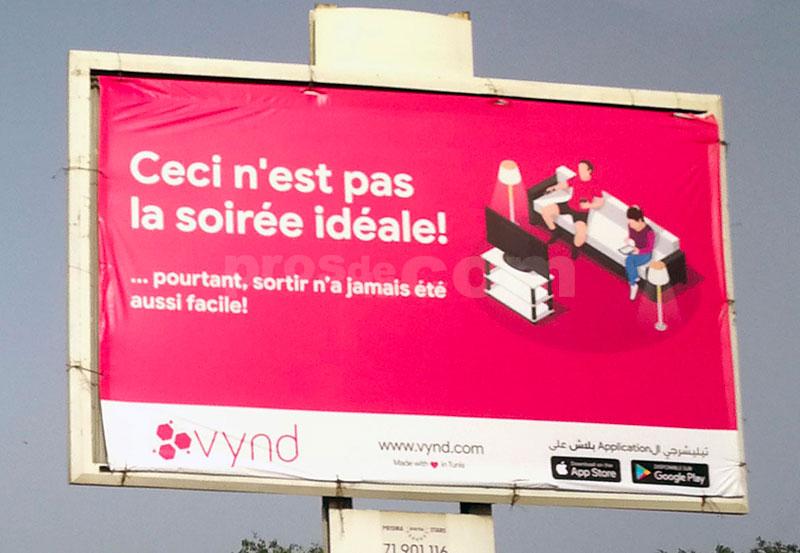 Campagne VYND - Juillet 2019