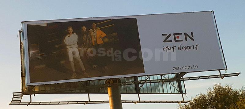 Campagne Zen - Novembre 2019