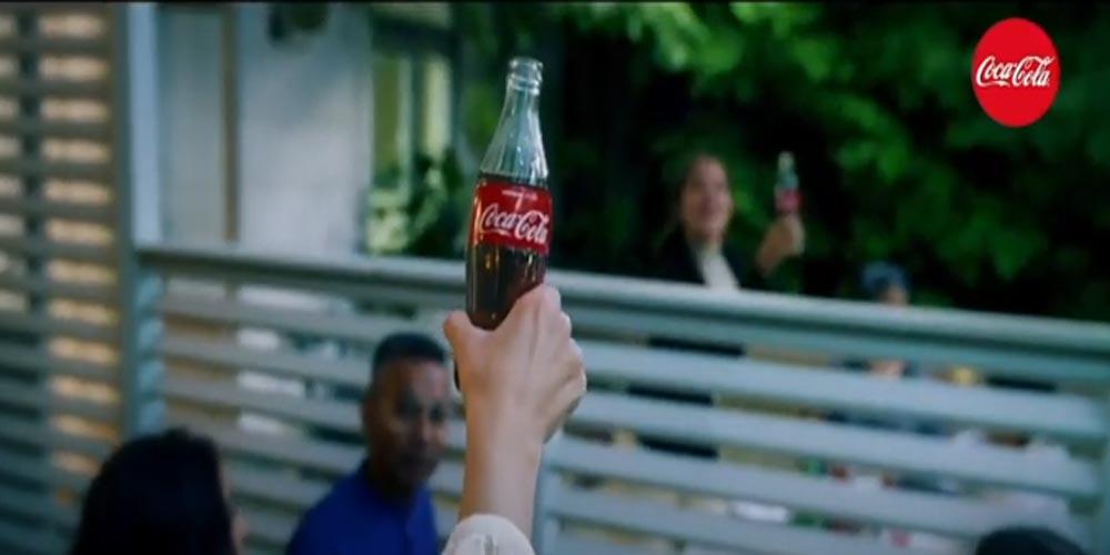 Campagne Coca Cola - Octobre 2020