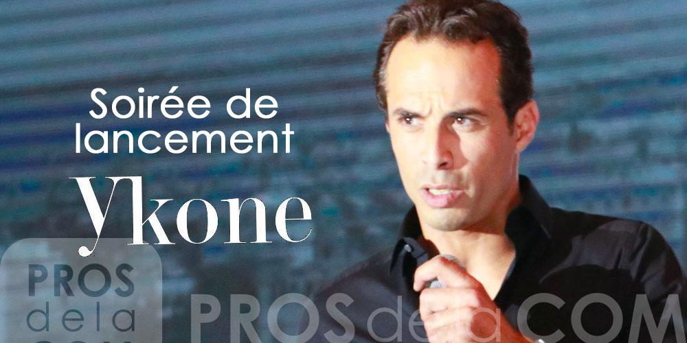 Allocution de M. Hosni Ghariani lors du lancement Ykone Maghreb
